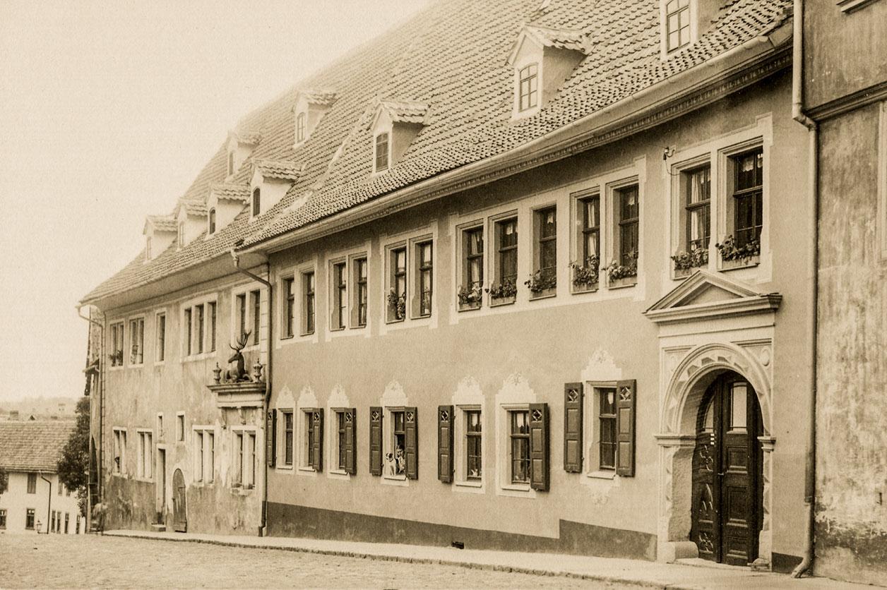 Wohnung Arnstadt